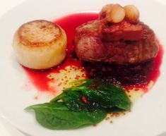 jenny cooks beef fillet silver bell